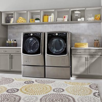 5 Reasons To Choose A LG Front-Loading Washer
