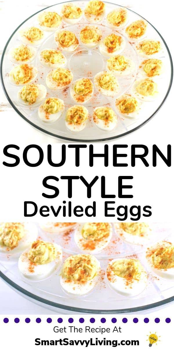 Southern Style Deviled Eggs Recipe 7