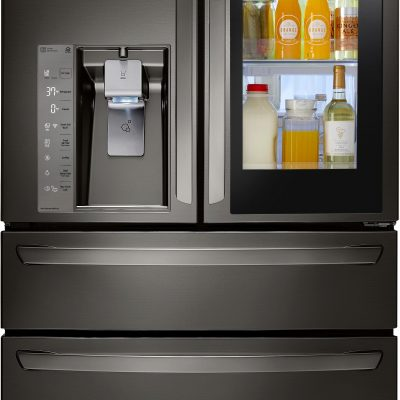 5 Reasons To Buy The LG InstaView Refrigerator