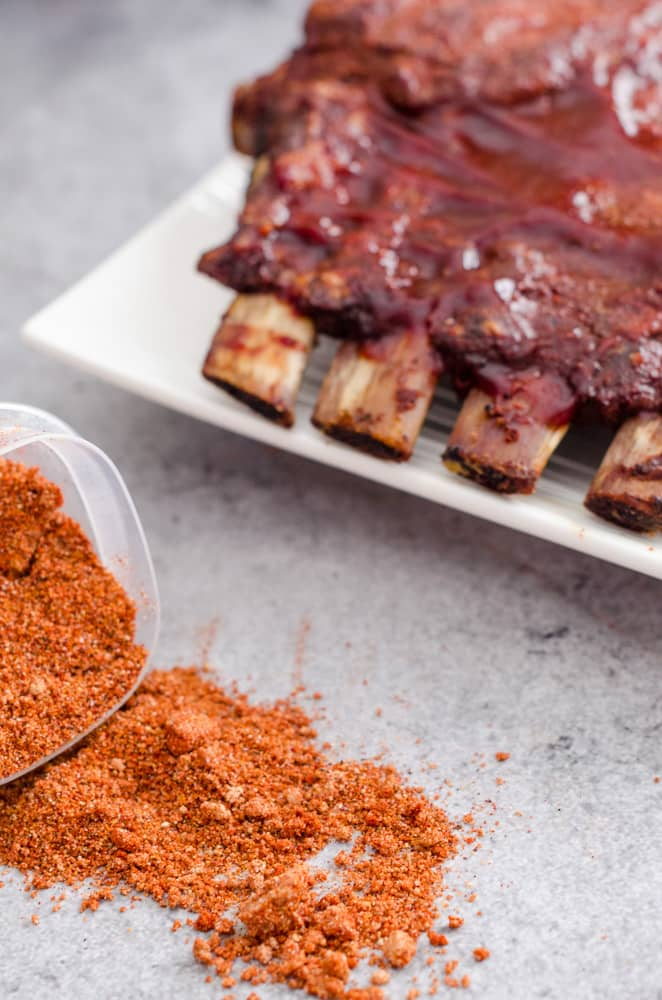 The Best Dry Rub Recipe For Pork Picture