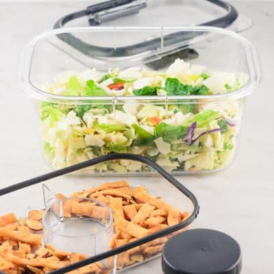 Rubbermaid BRILLIANCE Salad & Snack Set Review