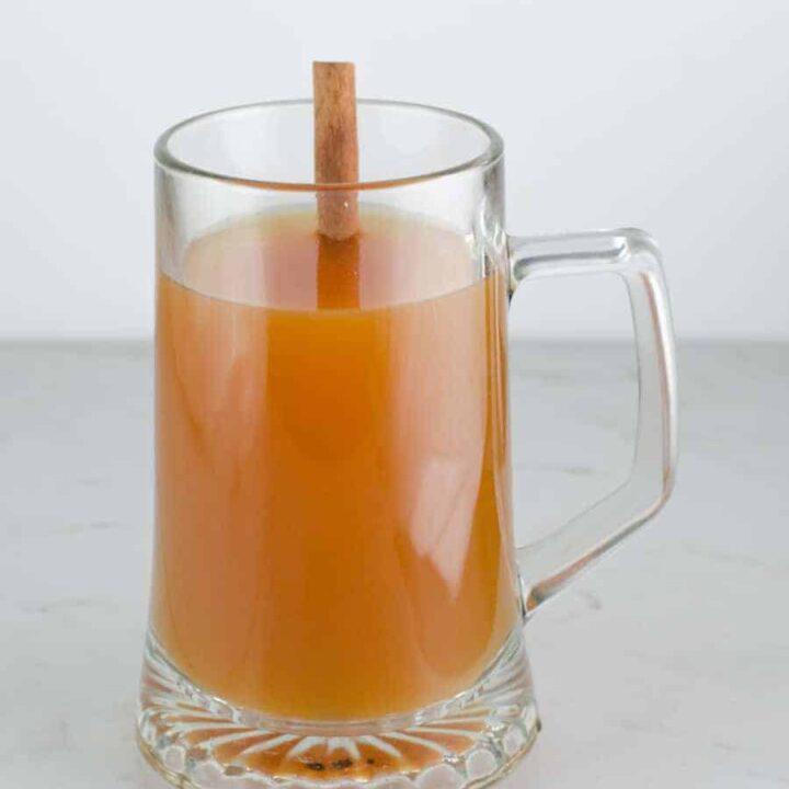 Spiced Apple Cider Tea Recipe