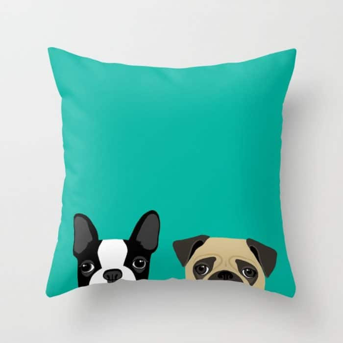 Throw Pillows Perfect For Animal Lovers 7
