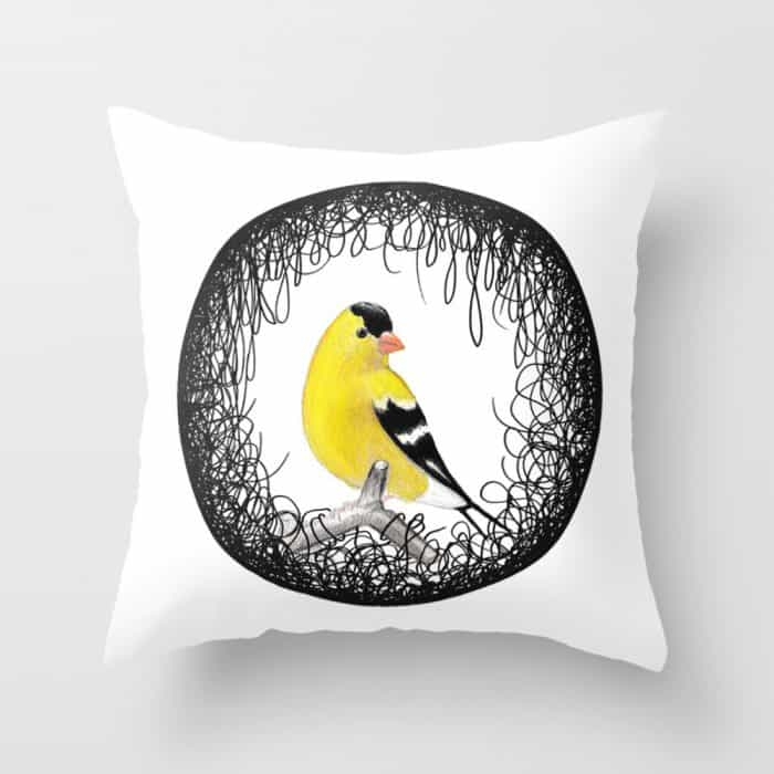 Throw Pillows Perfect For Animal Lovers 8