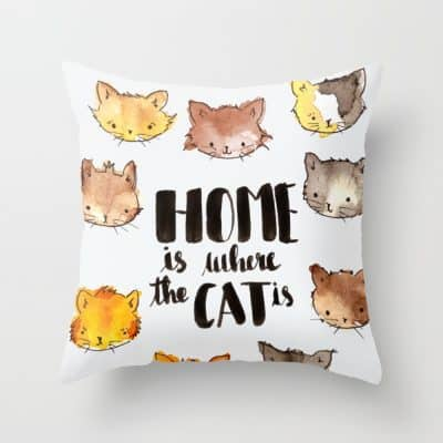 Throw Pillows Perfect For Animal Lovers