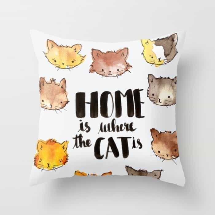 Throw Pillows Perfect For Animal Lovers 4