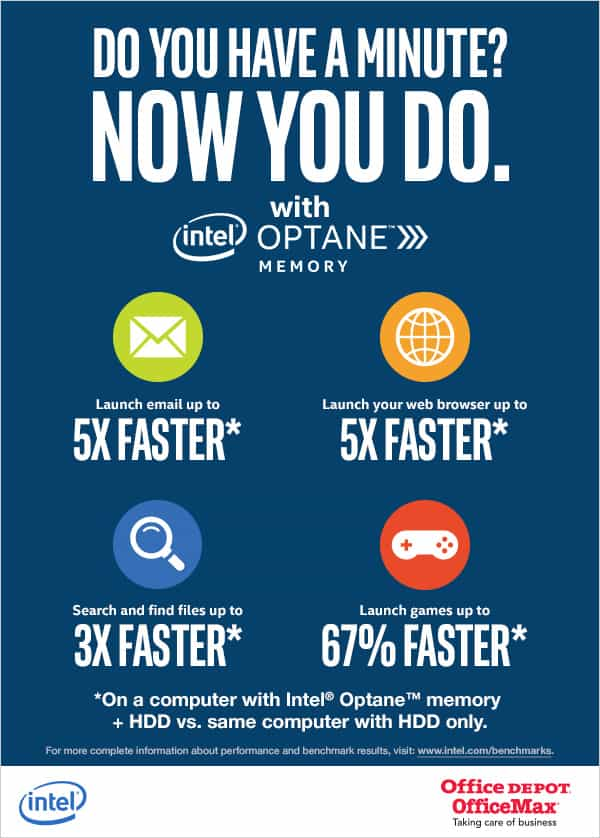How To Get More Work Done Faster With Intel® 1