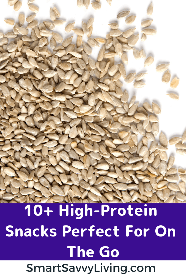 10+ High-Protein Snacks Perfect For On The Go 2