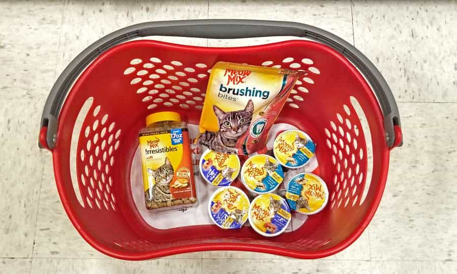Cat Bored Of Their Food? Mix Things Up With Meow Mix At Target! 3
