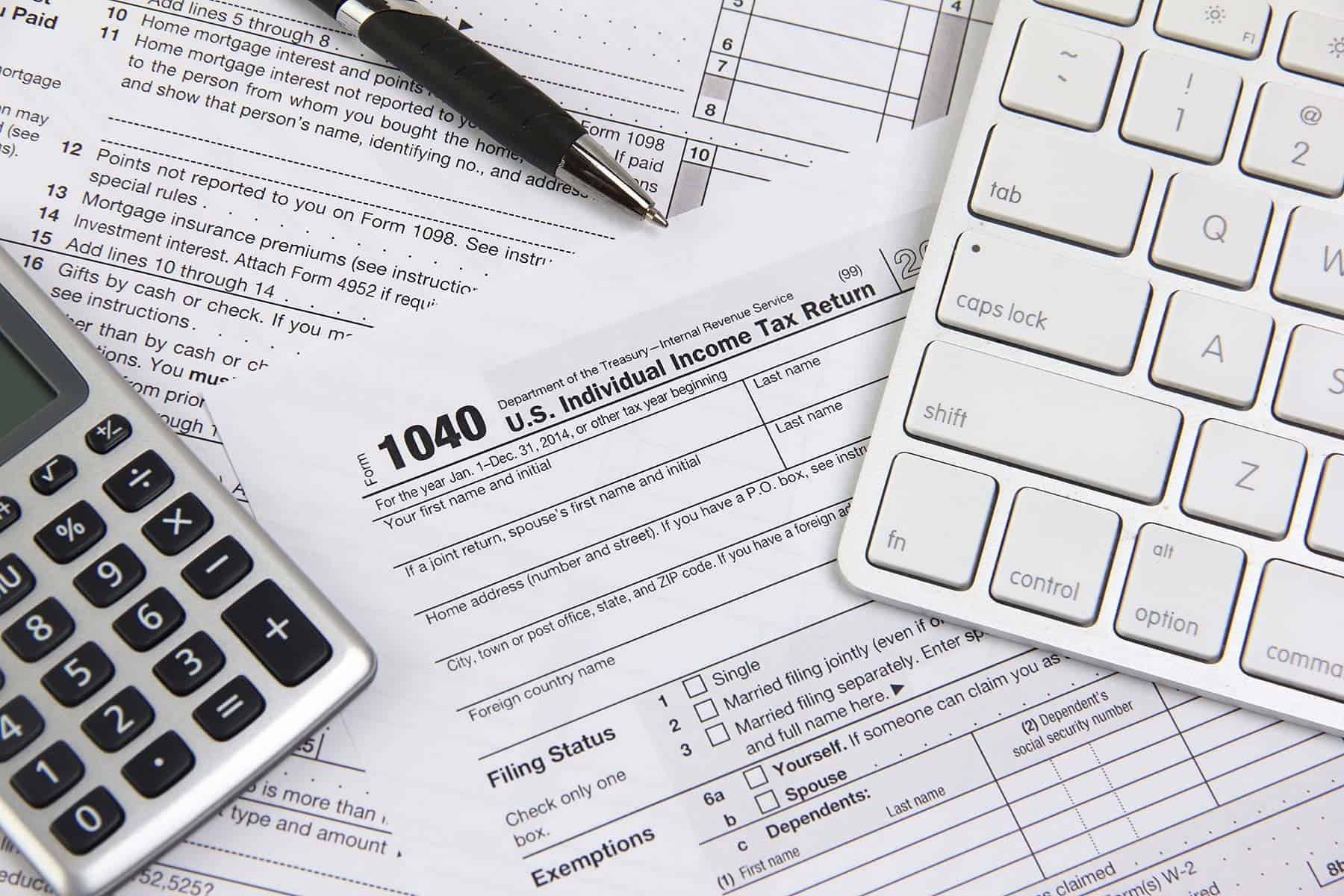 How To File Your Taxes Online For Free 1