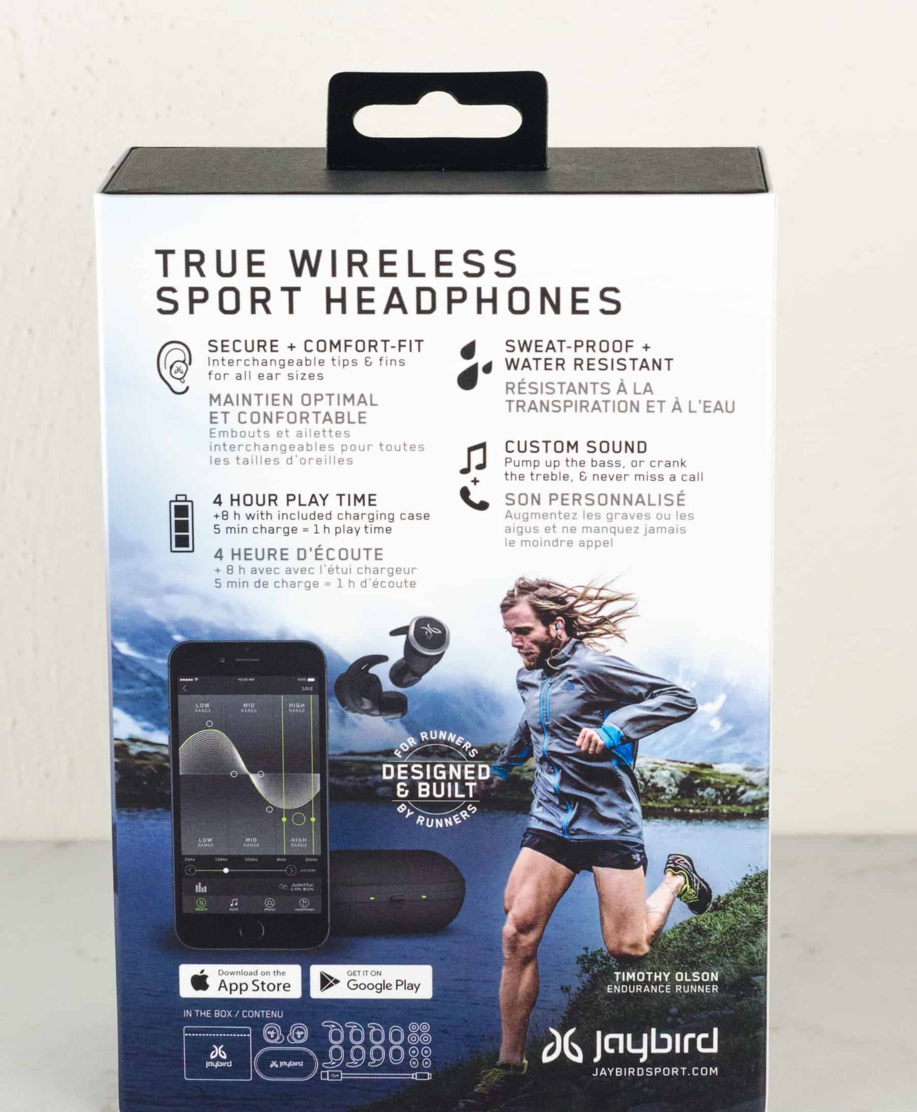 Jaybird RUN Wireless Headphones Review 7