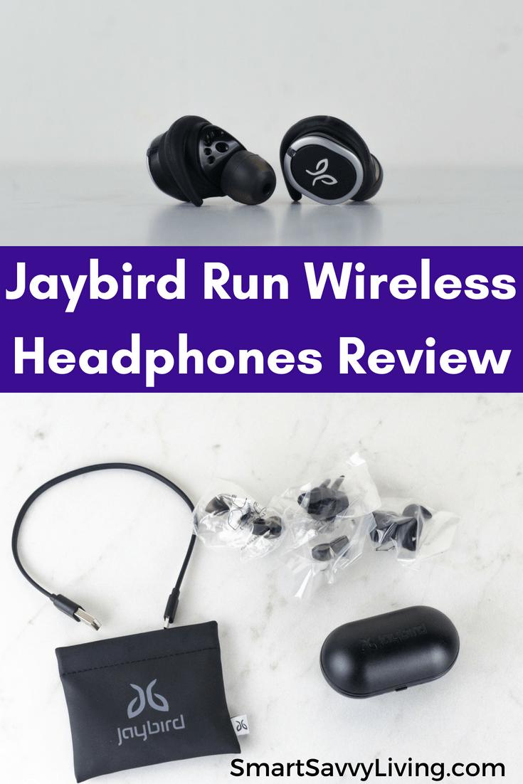 Jaybird RUN Wireless Headphones Review 8