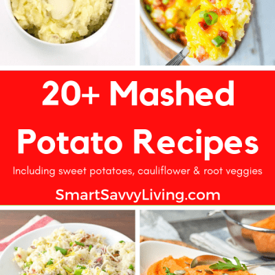 20+ Mashed Potatoes Recipes