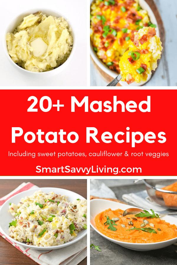 20+ Mashed Potatoes Recipes 1