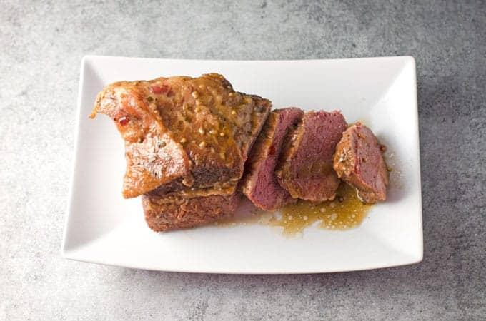 Beer-Braised Corned Beef Recipe 1