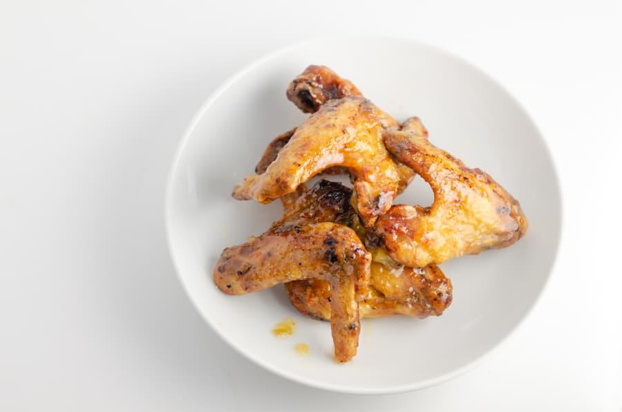 Crispy Pineapple-Habanero Chicken Wings Recipe 2