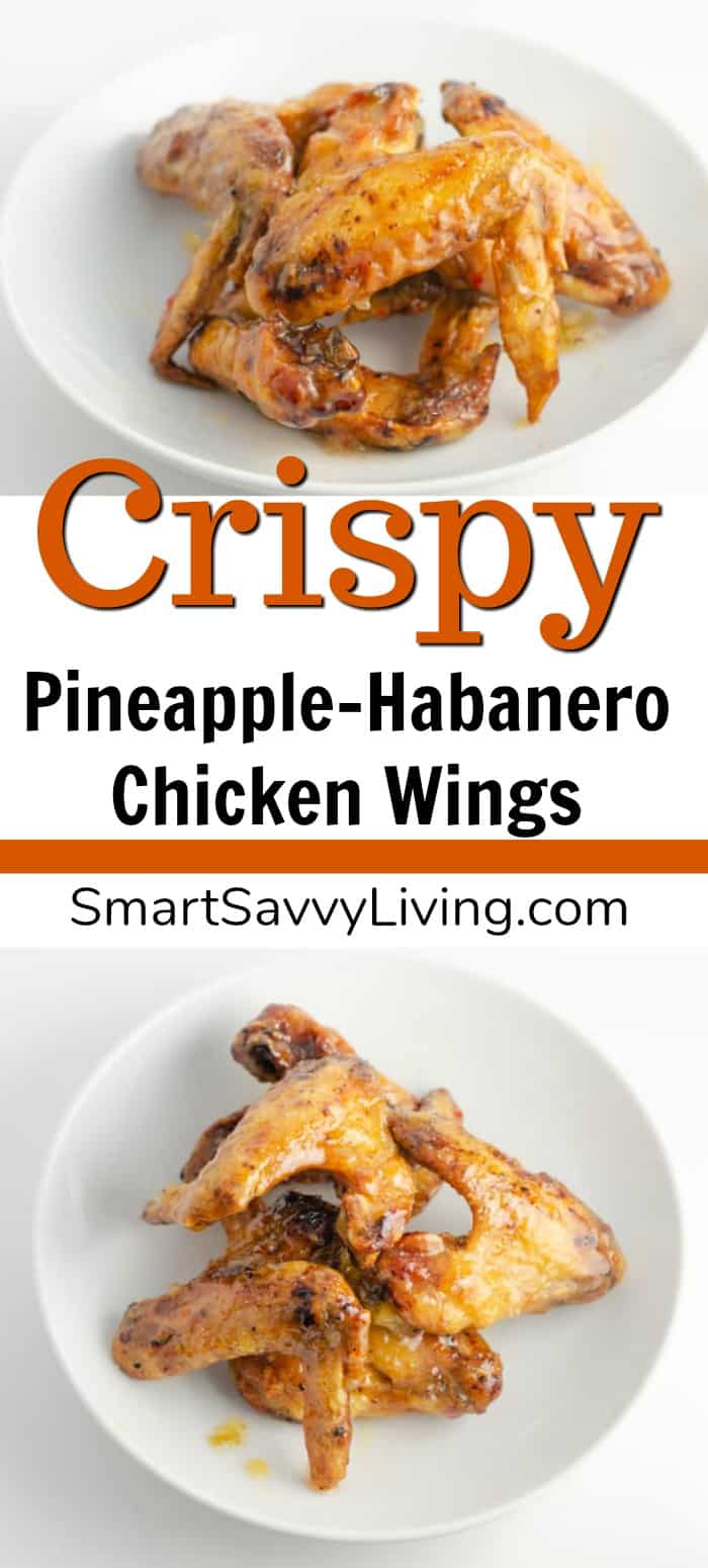 Crispy Pineapple-Habanero Chicken Wings Recipe 3