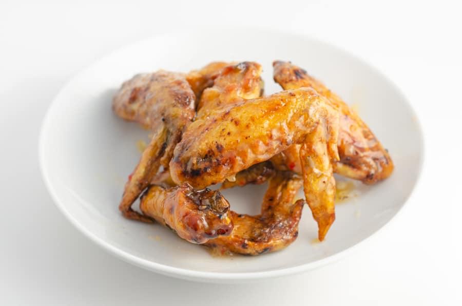 Crispy Pineapple-Habanero Chicken Wings Recipe 1