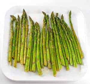 Easy Roasted Lemon Asparagus Recipe 1