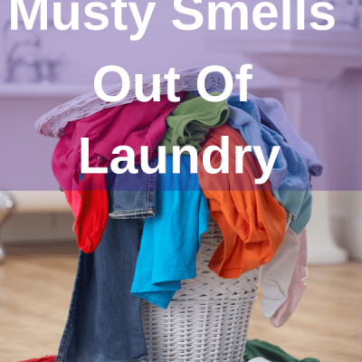 How To Get Musty Mildew Smells Out Of Towels And Clothing