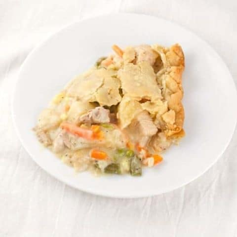 Easy Turkey Pot Pie Recipe