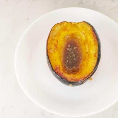 Baked Acorn Squash Recipe With Brown Sugar