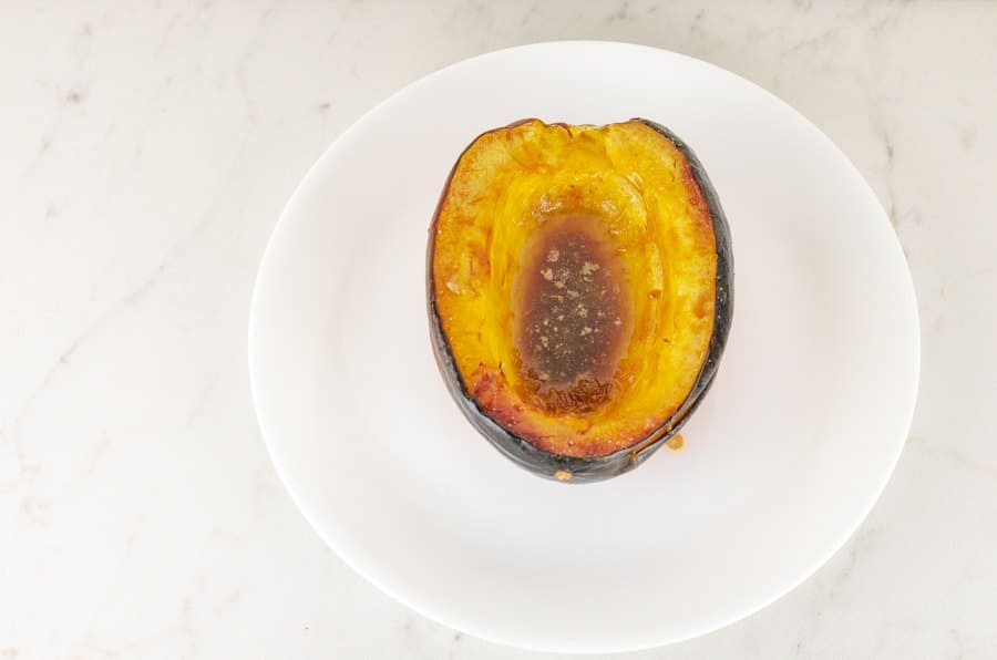 Baked Acorn Squash Recipe With Brown Sugar 1