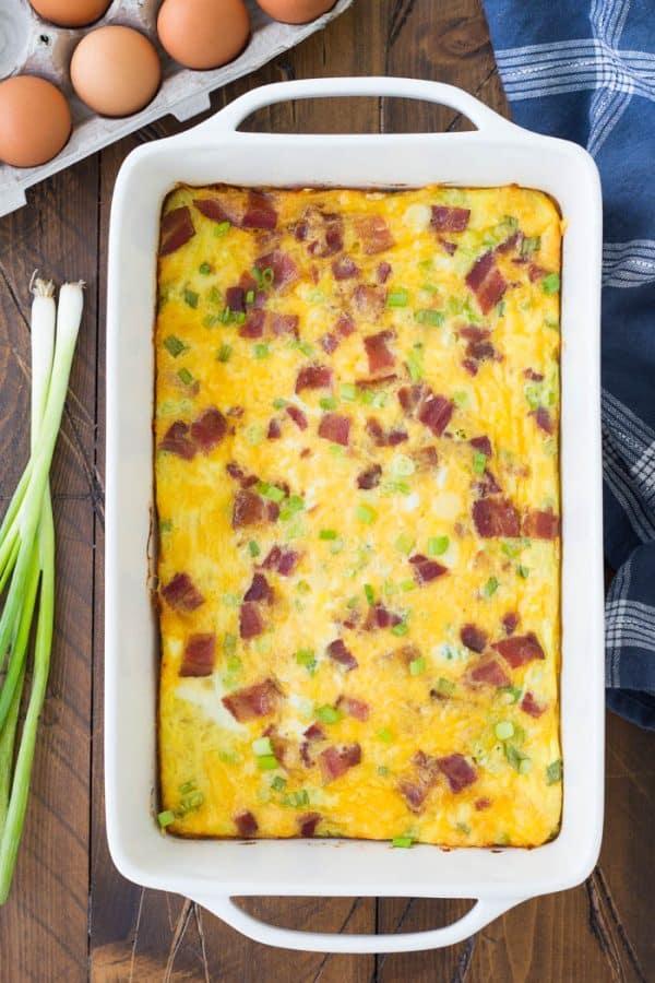 40+ Overnight Breakfast Casserole Recipes 8