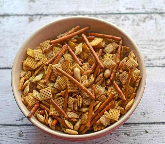 Chex Party Mix Recipe 1
