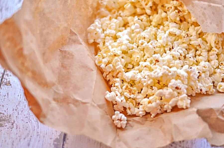 How To Make Homemade Microwave Popcorn 1