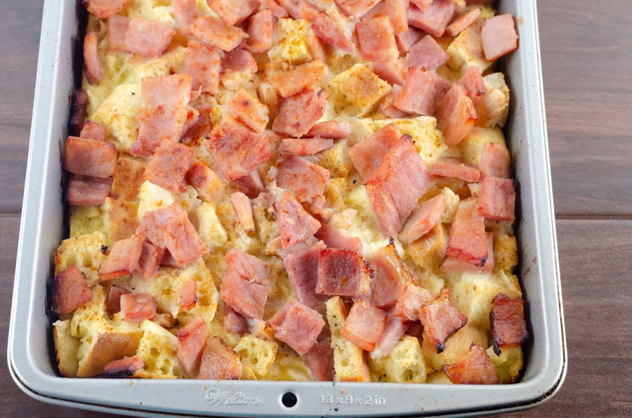 Overnight Eggs Benedict Casserole Recipe 3