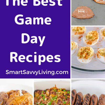 40+ Of The Best Game Day Recipes