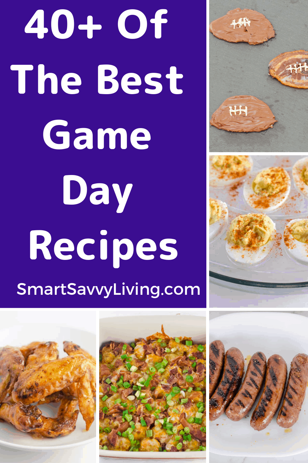 40+ Of The Best Game Day Recipes 1