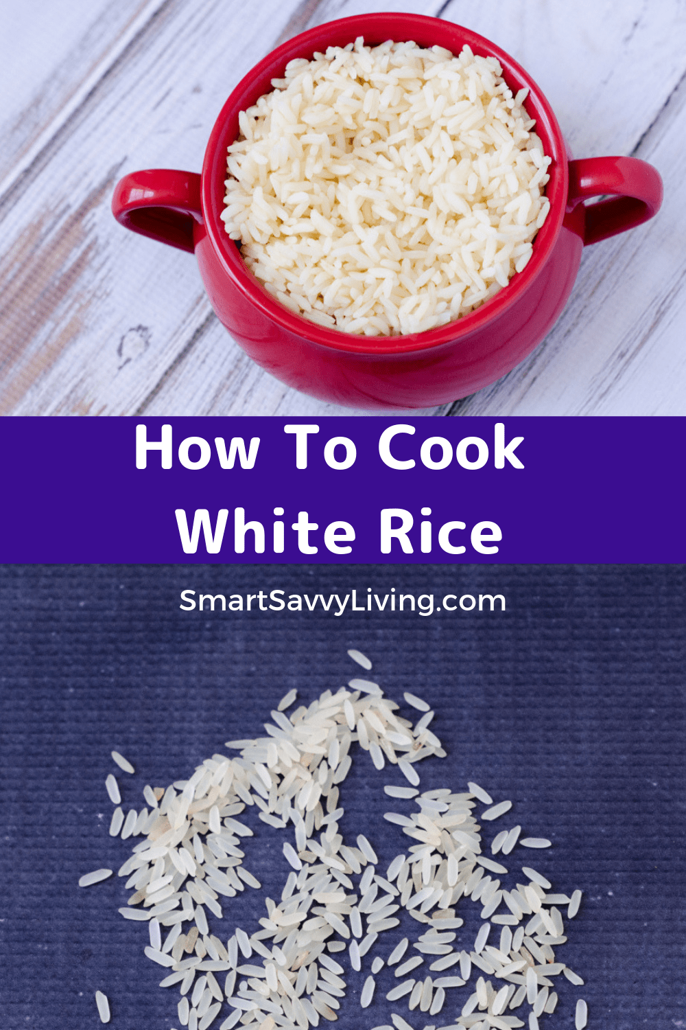 How To Cook White Rice 4