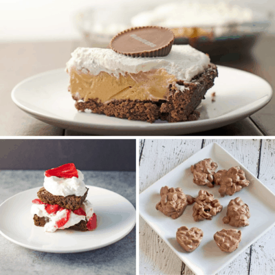 20+ Chocolate Desserts Recipes