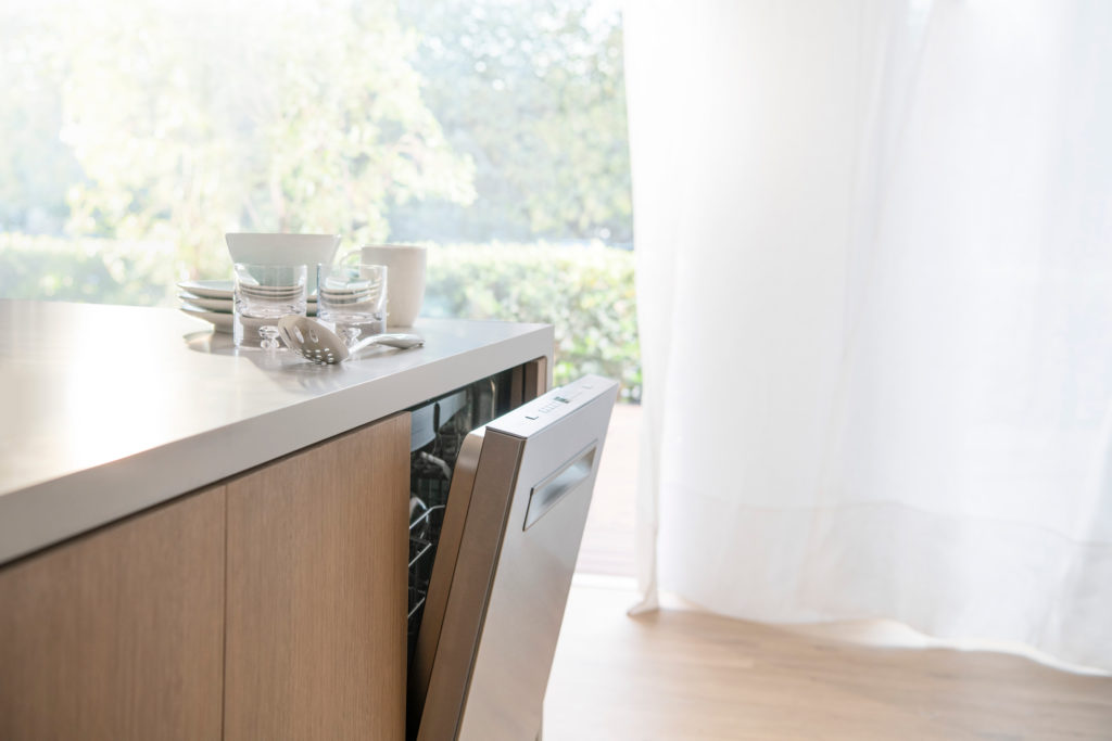 5 Reasons to Love the Bosch AutoAir™ 500 Series Dishwasher