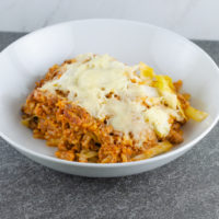 Creamy Unstuffed Cabbage Roll Casserole Recipe