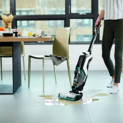 4 Reasons To Love The BISSELL CrossWave Cordless Max Multi-Surface Wet/Dry Vacuum