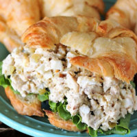 Southern Turkey Salad