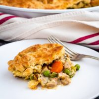 Turkey Pot Pie (Gluten-Free): Leftovers, Pie Crust, and Make-Ahead Tips